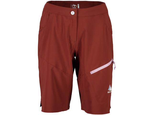 Maloja RoschiaM. Multisport Shorts Dames, maroon